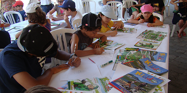 Cartoon Drawing Workshop