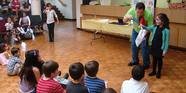 Abracadabra! Magic Workshop